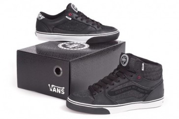 Shadow Conspiracy x Vans