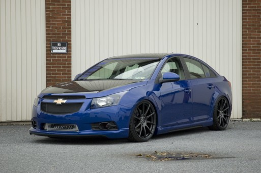 SEMA Sneak Peek – R Miller Chevy Cruze