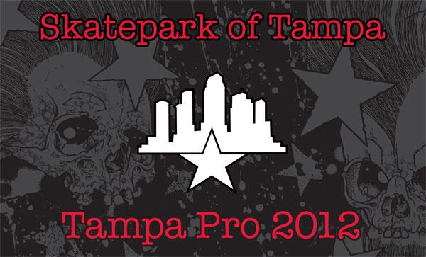TAMPA PRO 2012