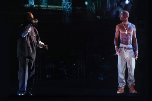 Tupac @ Coachella