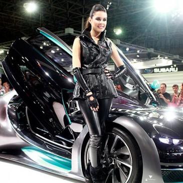 São Paulo Auto Show 2012
