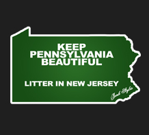 The Keep PA Beautiful Sticker