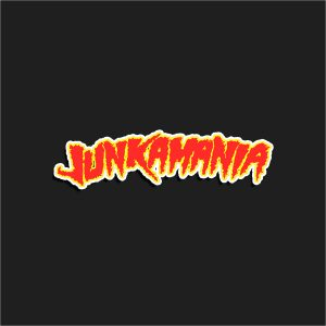 The Junkamania Sticker