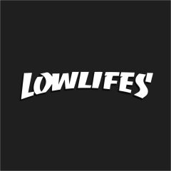 The LowLifes Destroyer Window Banner – 24″