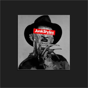 The JSHY Halloween Series Sticker (Freddy)