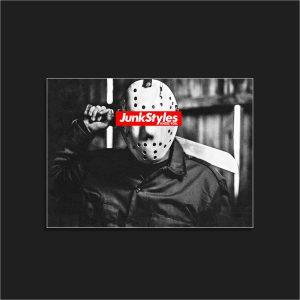 The JSHY Halloween Series Sticker (Jason)