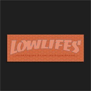 The LowLifes Waffle Sole Slap Sticker