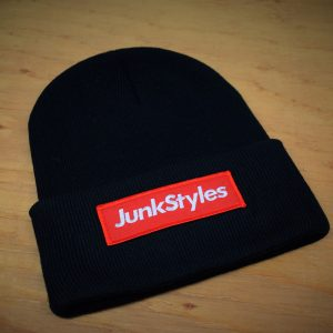 The JSHY Beanie – Black