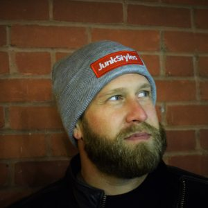 The JSHY Beanie – Grey
