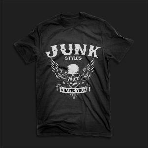 The Junk's Not Dead Tee