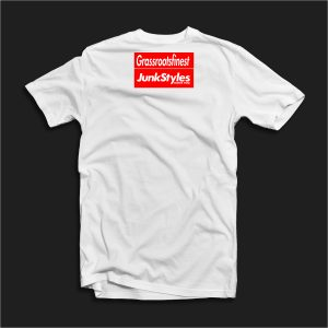 The GrassRoots Finest Collabo Tee