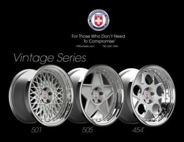 HRE Vintage Series