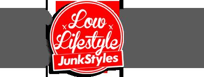 LowLifeStyle x JunkStyles Street Culture Brand