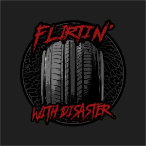 The Flirtin' Sticker