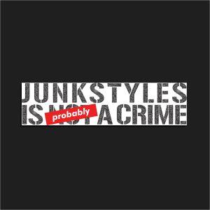 The Crime Sticker
