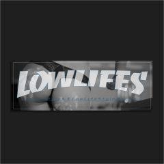 The LowLifes Cake Slap Sticker