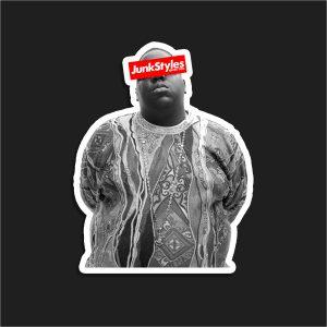The JSHY Big-Life Sticker