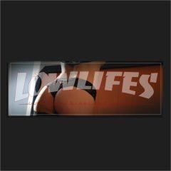 The LowLifes Booty Brigade Slap Sticker