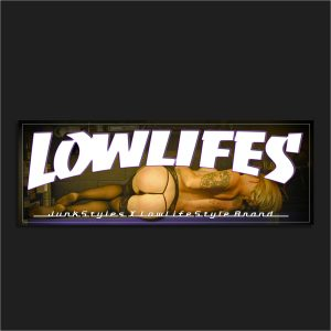 The LowLifes ToolBox Slap Sticker