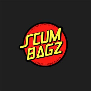 The Cruzin' Sticker